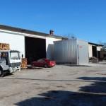 ΚΕΡΑΣΙΤΣΑ (Οικοδομικές Αδειες Ξυλοπριστηρίου, θαλάμου ξήρανσης, υγραερίου LPG & Αδειες Εγκατάστασης και Λειτουργίας Μονάδας κατασκευής ξύλινων παλετών)