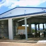 ΜΑΝΤΙΝΕΙΑ (Οικοδομική Αδεια &Αδεια Ιδρυσης και Λειτουργίας Πλυντηρίου - Λιπαντηρίου Φορτηγών Αυτοκινήτων)