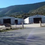 ΒΛΑΧΕΡΝΑ (Οικοδομική Αδεια Ξυλουργικού Εργοστασίου με νέα κτίρια γραφείου απο συγκολλητή ξυλεία, μεταλλικού βιοτεχνικού κτιρίου, αλλαγής χρήσης υπάρχουσας αποθήκης σε βιοτεχνικό κτίριο και Αδειες Εγκατάστασης και Λειτουργίας Μονάδας)